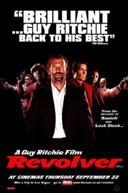 Revolver (2005) movie poster
