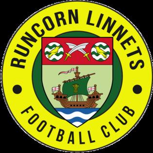 Runcorn Linnets F.C. Association football club in England
