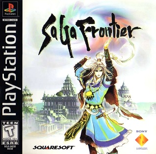 Picture of a game: Saga Frontier