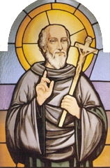Italian friar