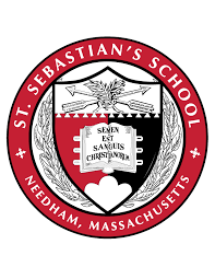 St. Sebastian%27S School Seal