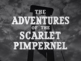 <i>The Adventures of the Scarlet Pimpernel</i> television series