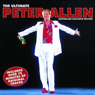 2006 greatest hits album by Peter Allen