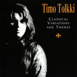 <i>Classical Variations and Themes</i> 1994 studio album by Timo Tolkki