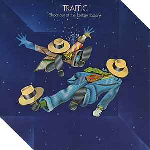 <i>Shoot Out at the Fantasy Factory</i> 1973 studio album by Traffic