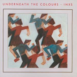 <i>Underneath the Colours</i> 1981 studio album by INXS