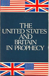 Front Cover of Herbert Armstrong's United Stat...