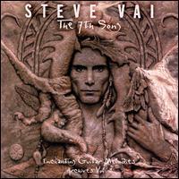 Capa do CD Steve Vai - 7th song