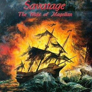 <i>The Wake of Magellan</i> 1997 studio album by Savatage