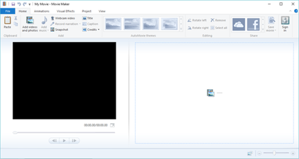 windows live movie maker 2012  offline