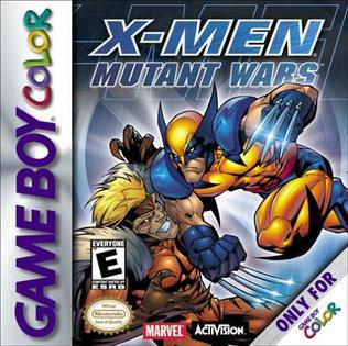 Men: Mutant War...
