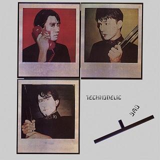 <i>Technodelic</i> 1981 studio album by Yellow Magic Orchestra
