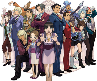 List Of Ace Attorney Characters Wikipedia
