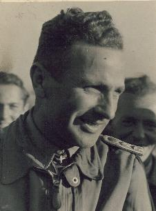 Adolf Borchers German World War II fighter pilot