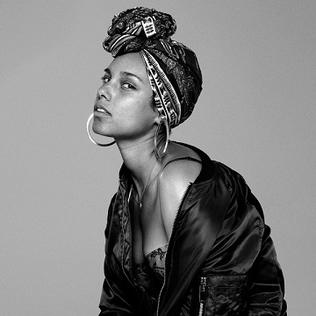 Image result for alicia keys in common