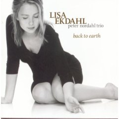 Back to Earth (Lisa Ekdahl album) - Wikipedia
