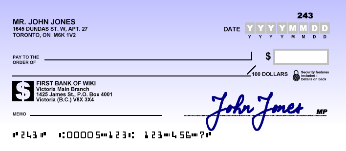 blank check template. lank check template free