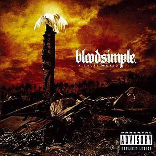<i>A Cruel World</i> 2005 studio album by Bloodsimple