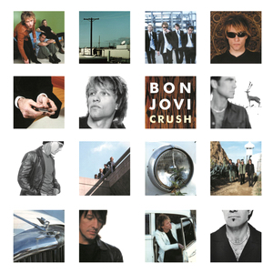 <i>Crush</i> (Bon Jovi album) album by Bon Jovi