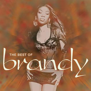 <i>The Best of Brandy</i> 2005 greatest hits album by Brandy