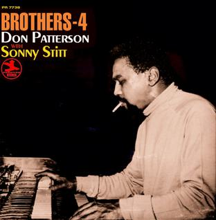 <i>Brothers-4</i> 1969 studio album by Don Patterson with Sonny Stitt