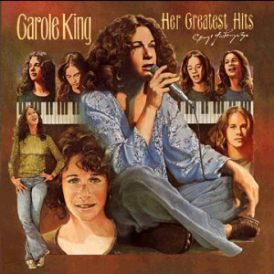 <i>Her Greatest Hits: Songs of Long Ago</i> 1978 greatest hits album by Carole King