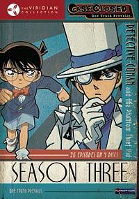 Case Closed (season 3) - Wikipedia