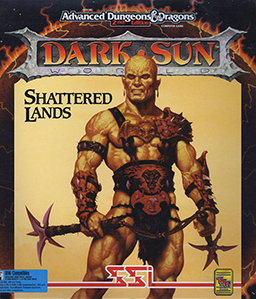 <i>Dark Sun: Shattered Lands</i> video game