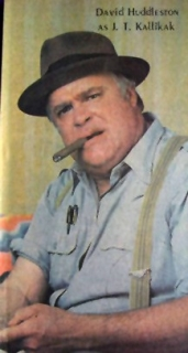 David Huddleston American actor