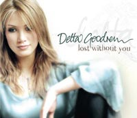 Delta Goodrem — Lost Without You (studio acapella)
