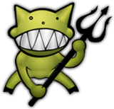 The Demonoid logo