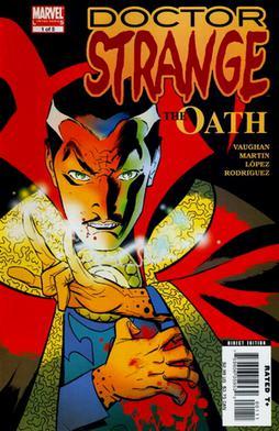Doctor Strange The Oath Wikipedia
