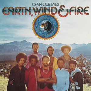 <i>Open Our Eyes</i> 1974 studio album by Earth, Wind & Fire