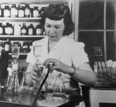 Elizabeth Bugie American biochemist