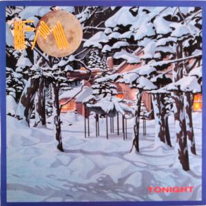 <i>Tonight</i> (FM album) 1987 studio album by FM