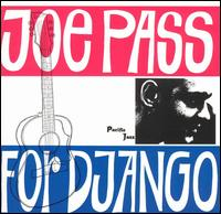 <i>For Django</i> 1964 studio album by Joe Pass