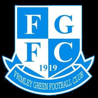 Frimley Green F.C. Association football club in England
