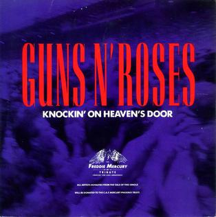 Guns N' Roses — Knockin' on Heaven's Door (studio acapella)