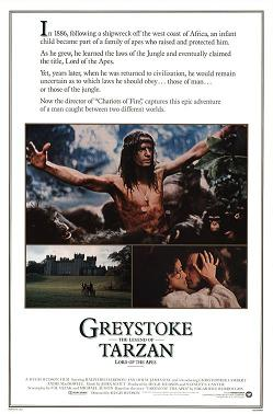 Picture of a movie: Greystoke: The Legend Of Tarzan, Lord Of The Apes