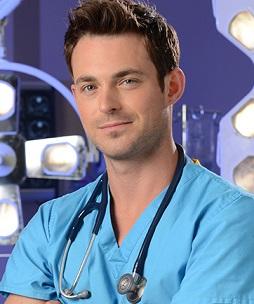 Harry Tressler Fictional registrar surgeon in BBC TV medical drama Holby City