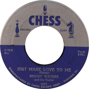 I Just Want to Make Love to You Song written by Willie Dixon