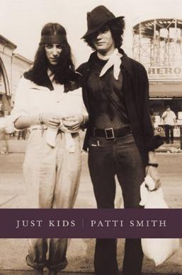 Just Kids Patti Smith Robert Mapplethorpe Ecco book cover