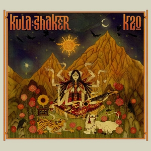 Cover Kula Shaker - Mountain Lifter