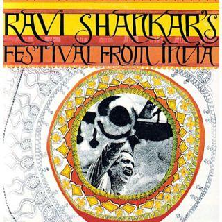 <i>Ravi Shankars Festival from India</i> 1968 studio album by Ravi Shankar