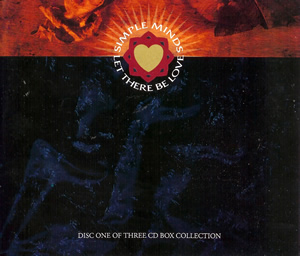 Let There Be Love (Simple Minds song) 1991 single by Simple Minds