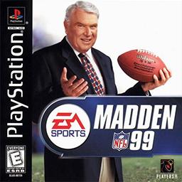 <i>Madden NFL 99</i> 1998 American football video game