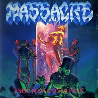 <i>Inhuman Condition</i> 1992 EP by Massacre
