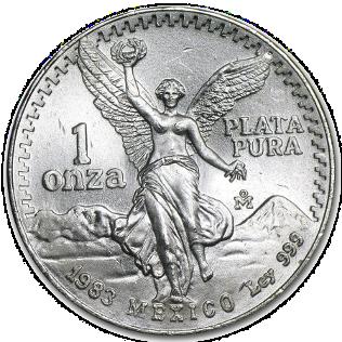 2019 Mexico 1 oz Silver Libertad Antique Finish 1,000 Mintage vs 40,000 for 2018