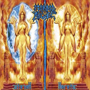 <i>Heretic</i> (Morbid Angel album) 2003 studio album by Morbid Angel