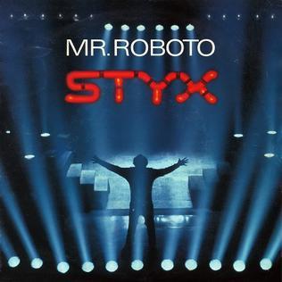Mr. Roboto 1983 single by Styx